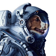 Dog in space suite cutout_250 wide.png
