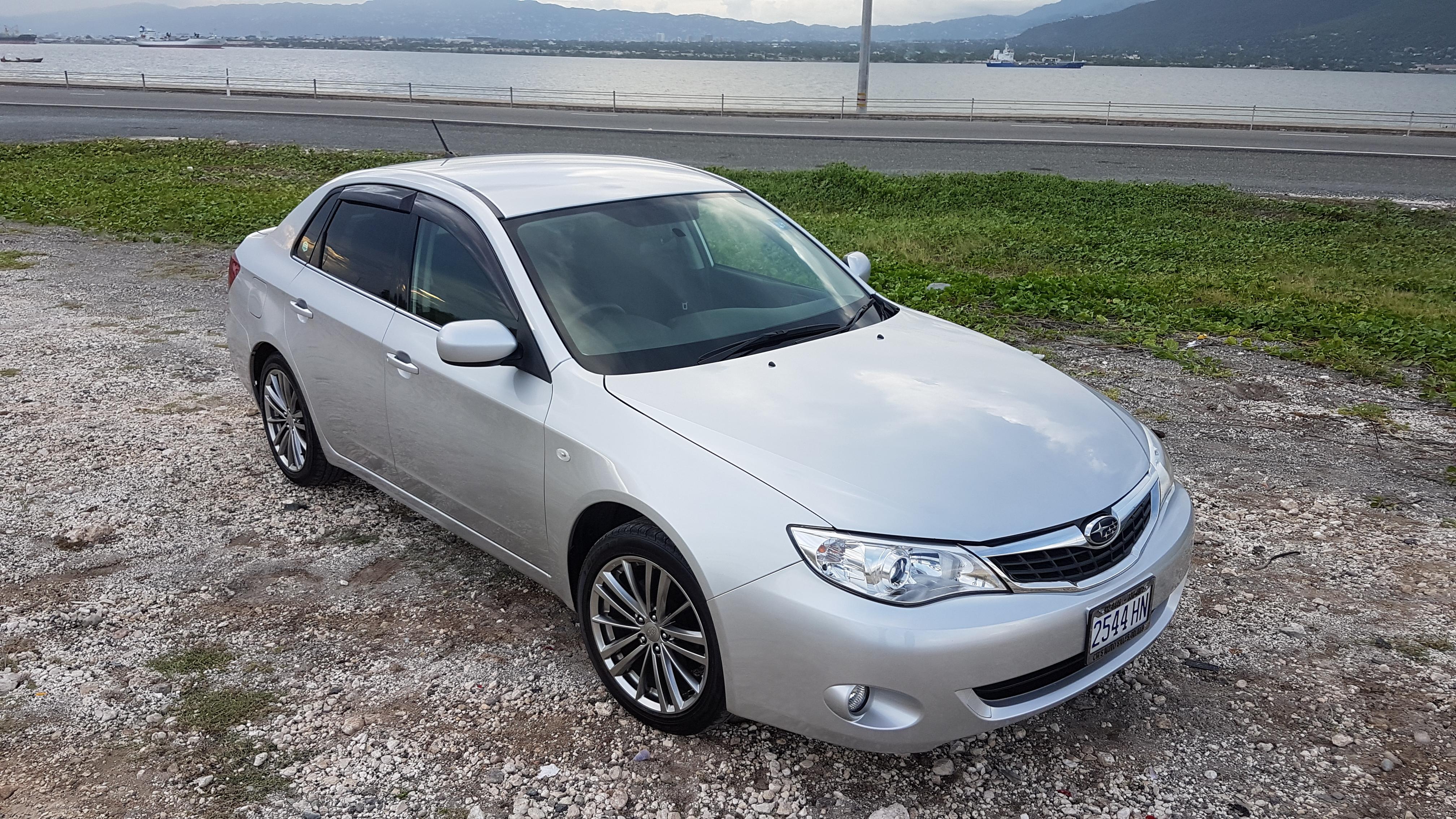 Subaru Anesis