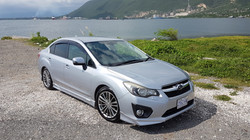 Subaru G4 Sport