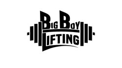 big boy lifting
