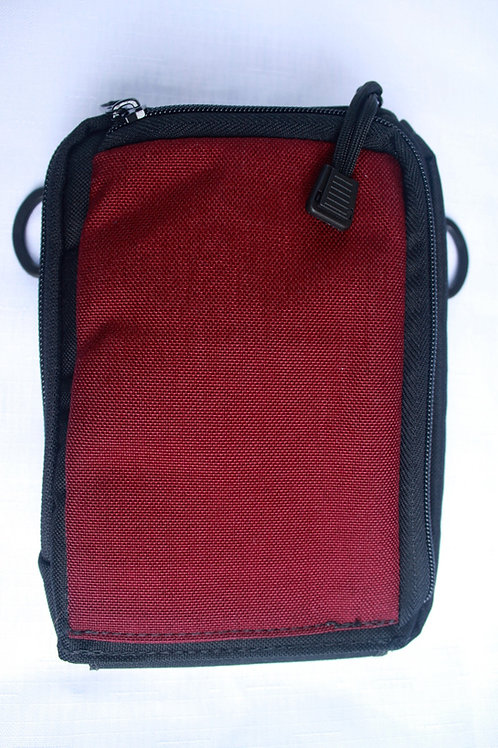 Maroon Roo Pouch