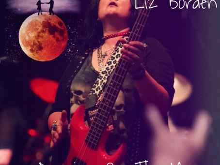 Liz Borden's New Album - Dancing On The Moon
