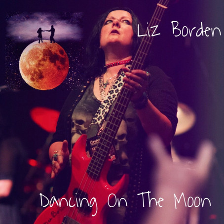 Liz Borden's New Album - Dancing On The Moon