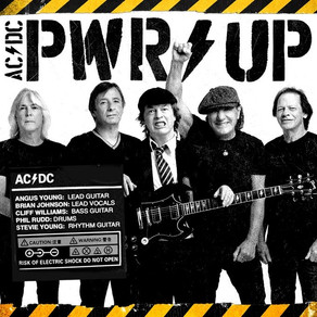 AC/DC reuniting with original band members for a new albumThe album will be called 'PWR Up'