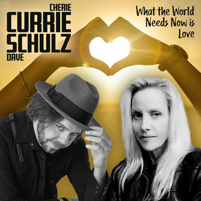 Cherie Currie & Dave Schulz make the song, What The World Needs Now, by Jackie DeShannon, their own