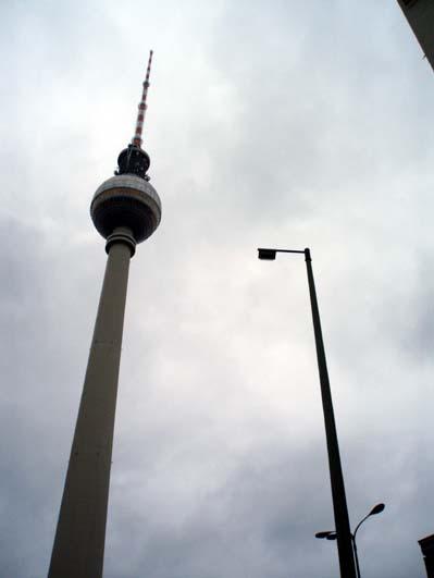 베를린 TV 타워