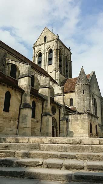 오베르의 교회