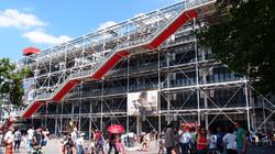 퐁피두 센터, 파리