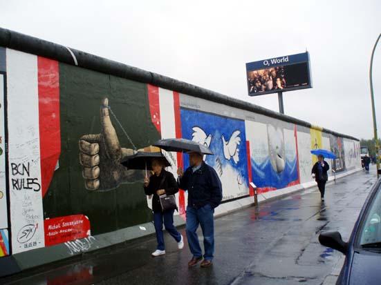 통일 후 베를린 장벽