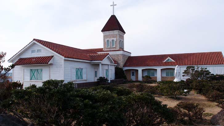 섭지코지 성당