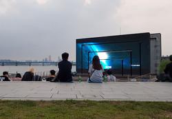 한강공원 야외극장