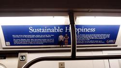 뉴욕 지하철, 지속가능한 행복