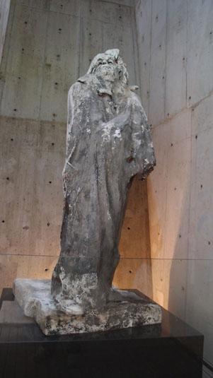 발자크 동상