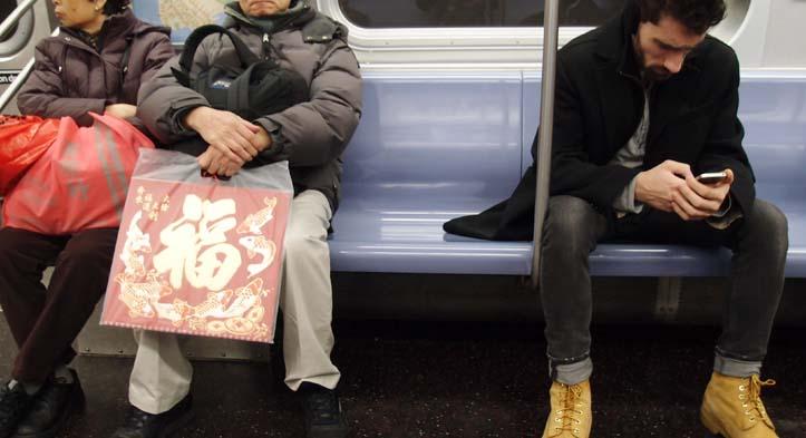 뉴욕 지하철