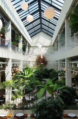 식물원 카페