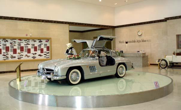 테마파크의 섬 제주, 세계자동차제주박물관