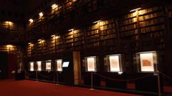 오래된 도서관의 비밀