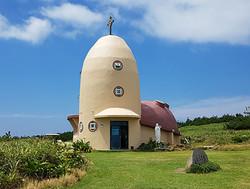 마라도 성당