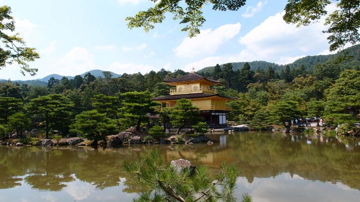 교토 금각사(킨카쿠지)