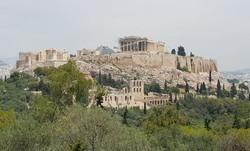 아테네의 아크로폴리스
