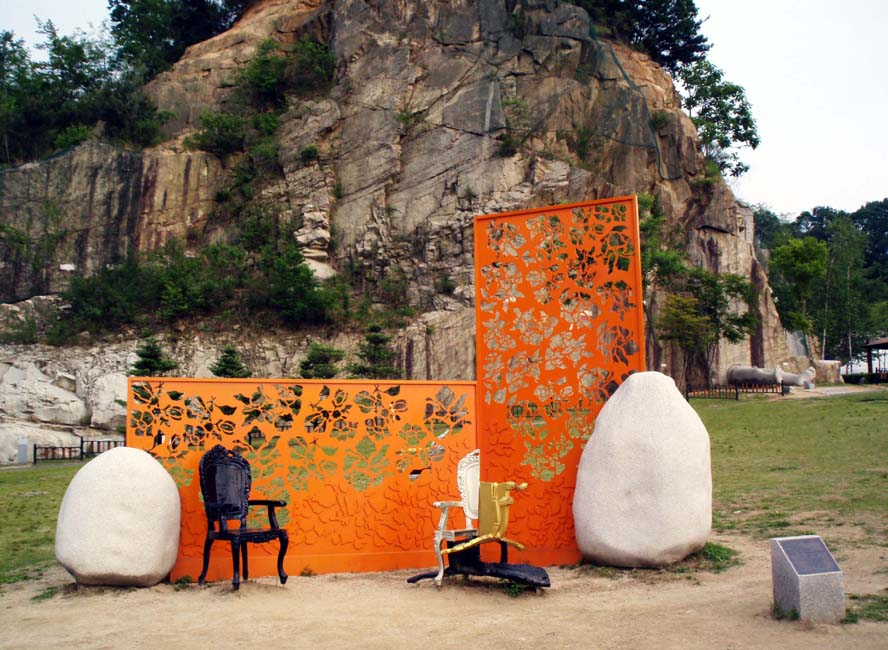 포천아트밸리 조각공원