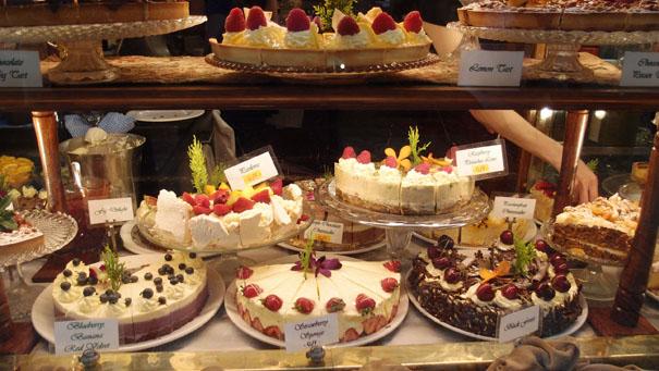 케익의 향연