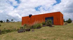 이타미 준의 돌 박물관