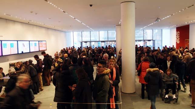 뉴욕, MoMA