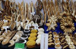 빵의 향연