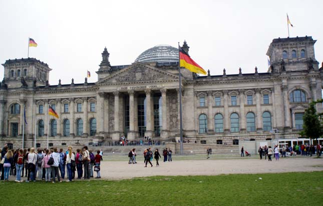 베를린 의회 의사당