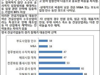 [지식정보] 20120217_건설산업, 주요국가의 기업 차원 대응전략 & 결론 및 시사점