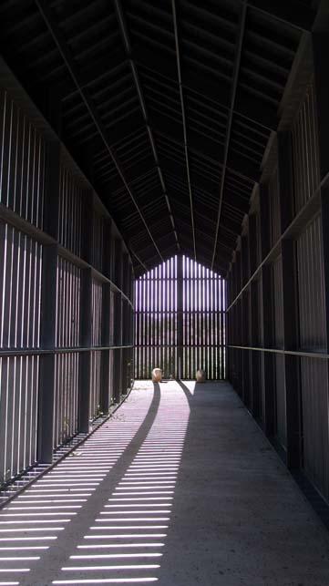 이타미 준의 바람 박물관