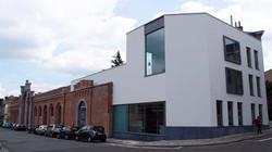 유럽 건물의 리모델링