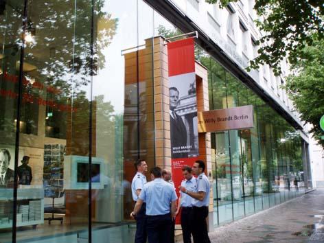 베를린 빌리 브란트 박물관