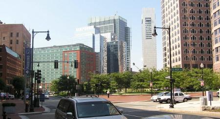 2000년대 들어 미국 북동부의 대표적인 도시인 보스턴이 달라지고