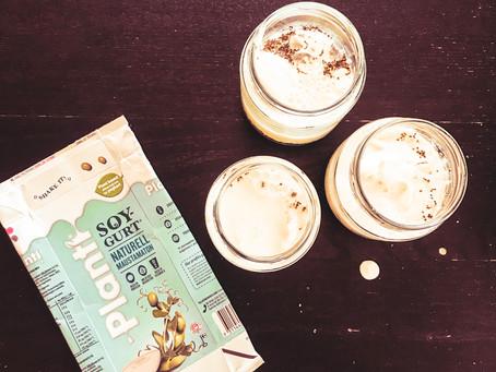 Overnight oats - enkelt mellanmål/frukost