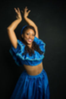 Dailyn Martinez, Shumdesalsa's lead instructor