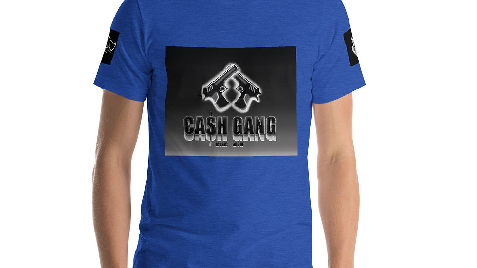 SLCG family hands T-shirt (Cash Gang *music group*)