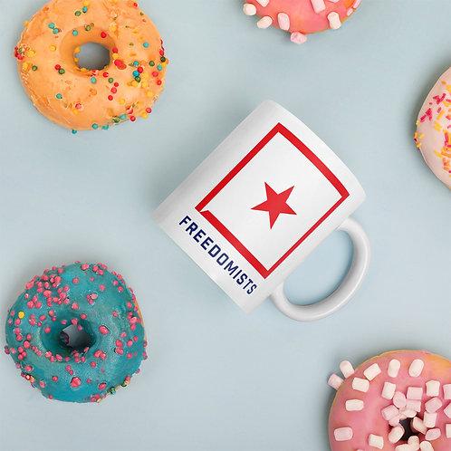 The Freedomists Mug