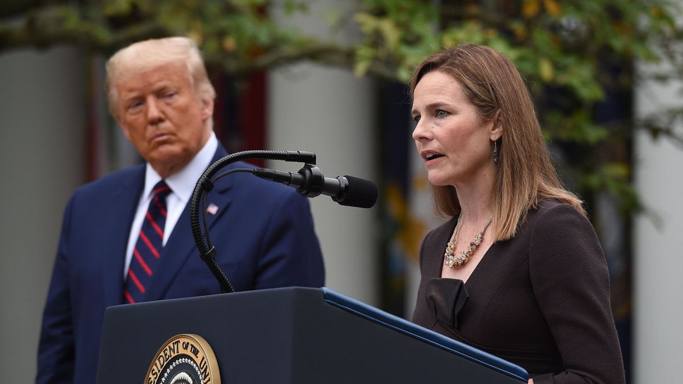 Amy Coney Barrett is the Biggest Threat in Decades to the Left's Narrative about Conservative Wo