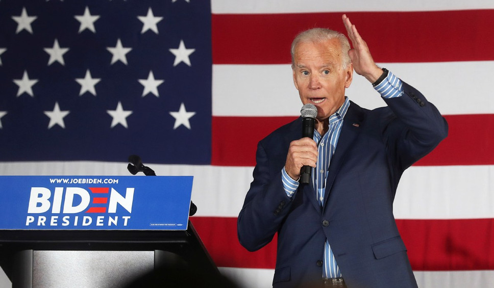 Joe Biden is a Candidate Without a Cause or a Rallying Cry