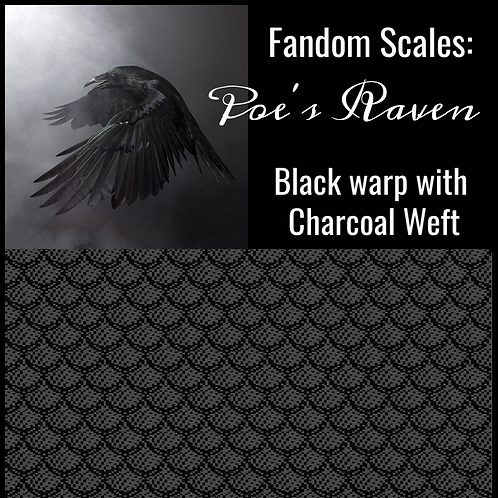 Fandom Scales: Poe's Raven