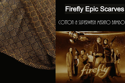 Firefly Inspired Epic Scarves
