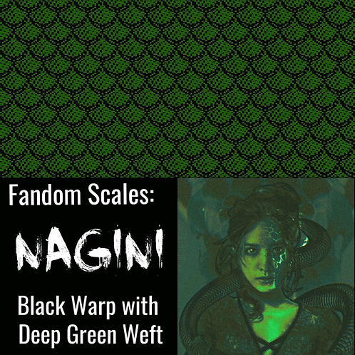 Fandom Scales: Nagini