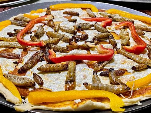 Pizza hidalguense (familiar, grande, mediana)