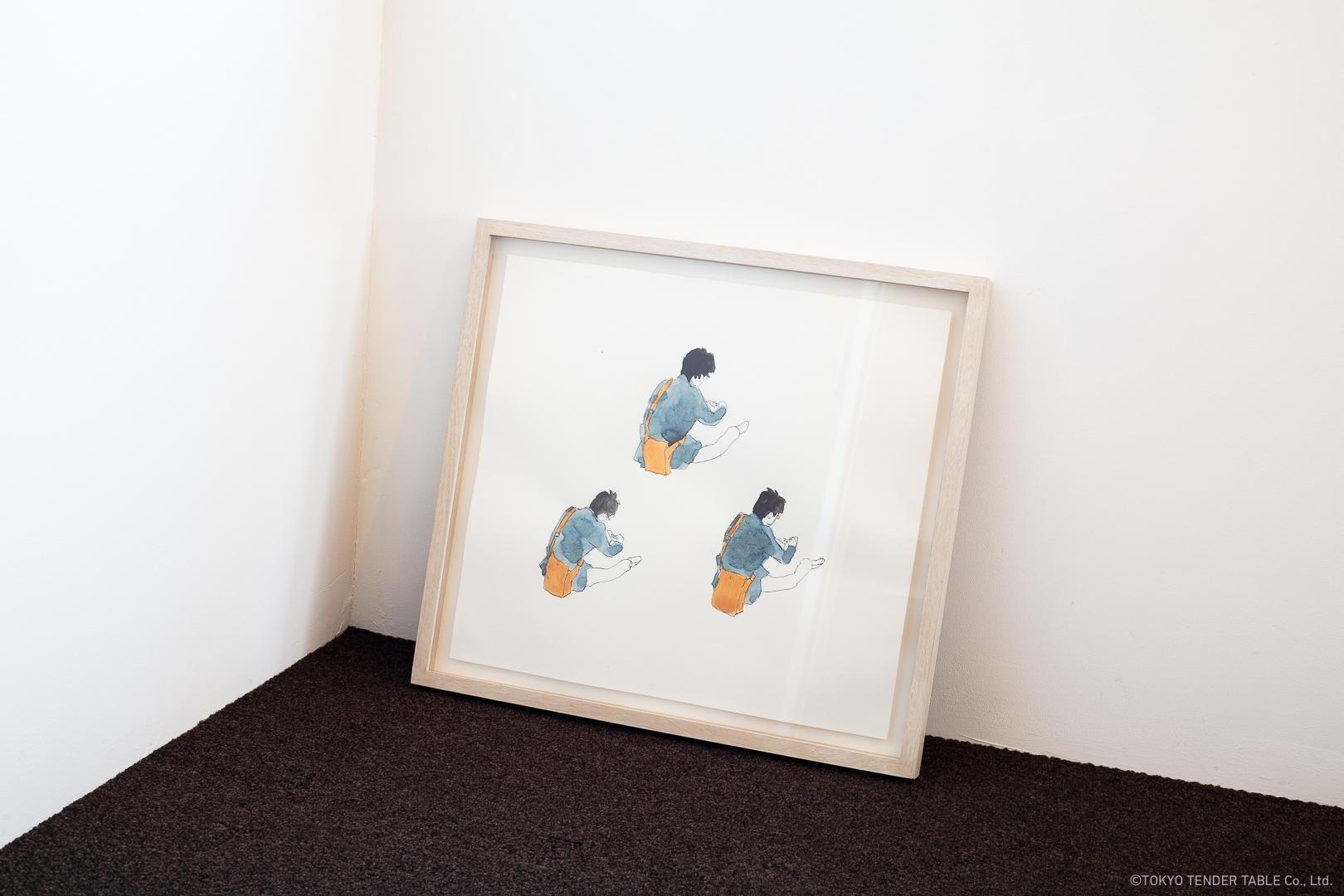 司馬香里, 絵画