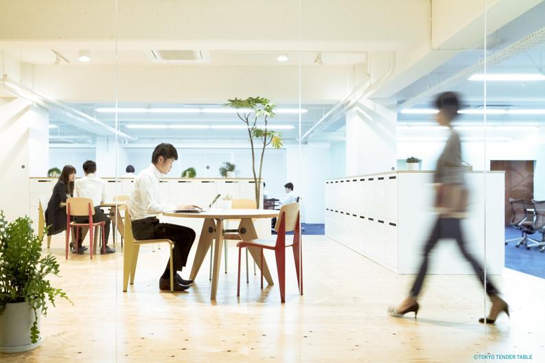 寺田倉庫オフィス改修