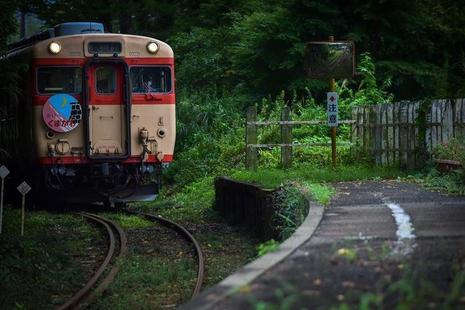 9月いすみ鉄道社長賞