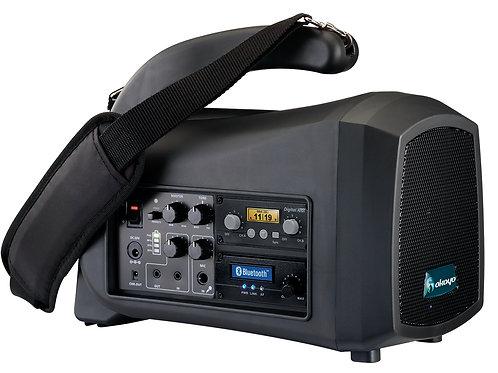 Haut-parleur portatif DL-550 avec émetteur bodypack