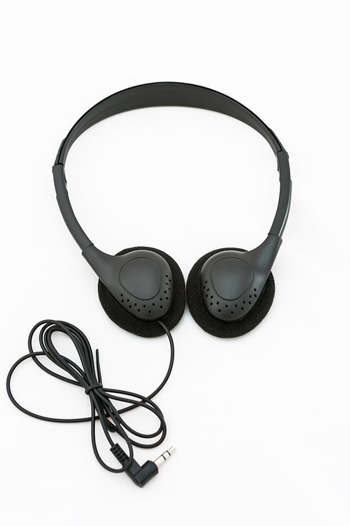 Écouteurs stéréo Écono (sac de 10)